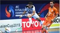 Thái Sơn Nam xếp ngôi á quân Giải futsal các CLB châu Á 2018