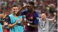 Ngược dòng Sevilla, Barca lần thứ 13 đăng quang ở Siêu cúp Tây Ban Nha