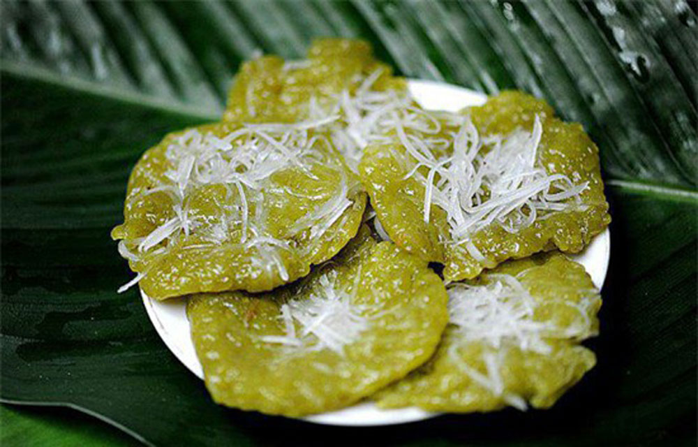 Browned green sticky rice, fantastic idea, dessert, Com, popular choice, main course, young sticky rice flakes, fantastic idea, sophisticated version