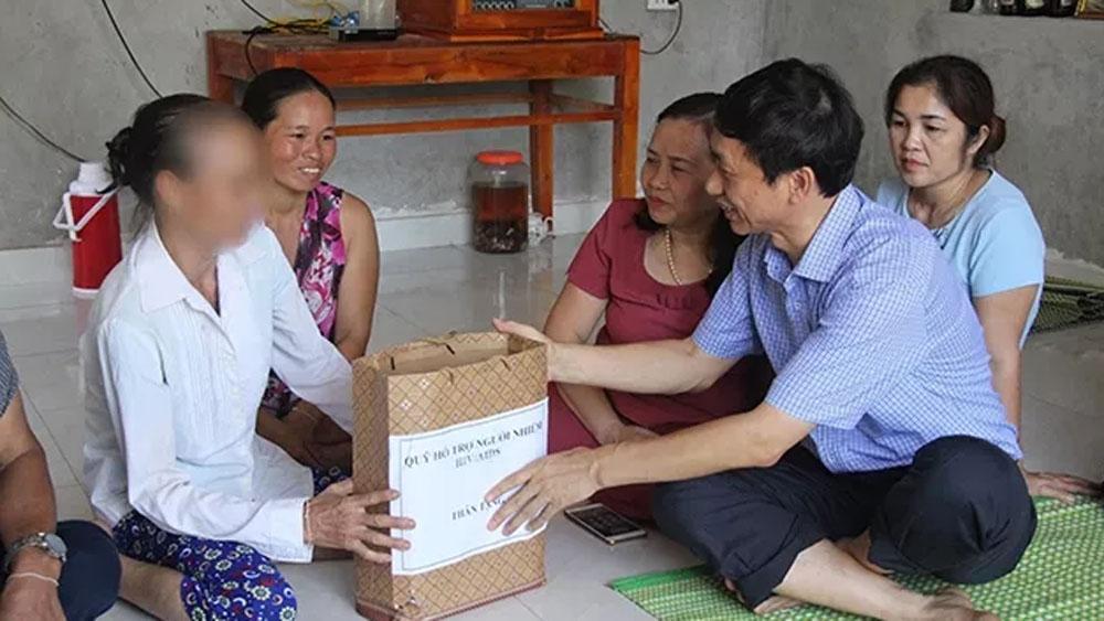 Phát hiện 42 trường hợp nhiễm HIV tại xã Kim Thượng