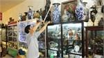 Saigon cafés turn themselves into collectors' museums