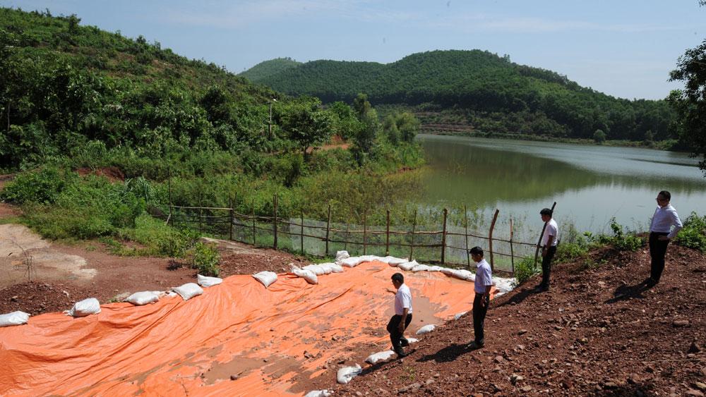 Bảo đảm an toàn công trình thủy lợi trong mùa mưa lũ