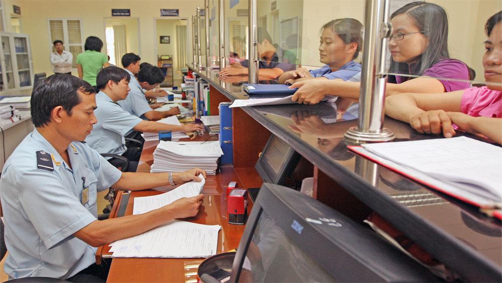 Dịch vụ công trực tuyến mức 4 đối với thủ tục xuất nhập khẩu hàng hóa