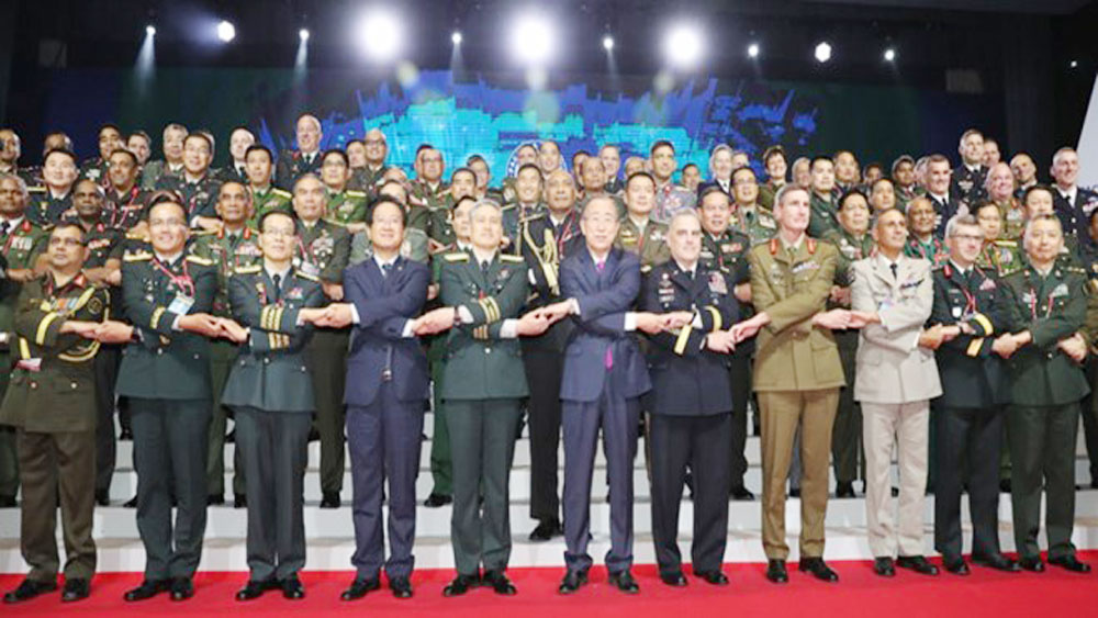 Pacific Armies Management Seminar to take place in Hanoi