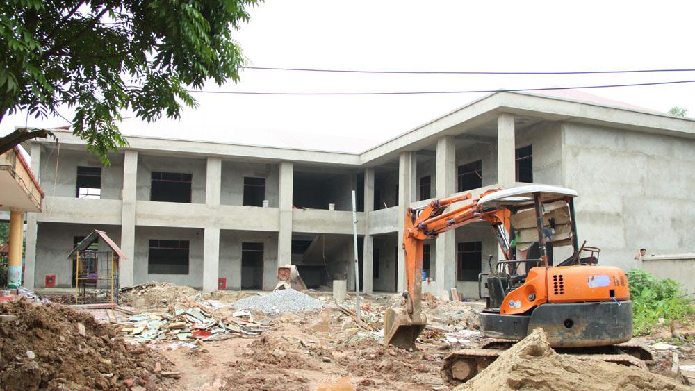 Hơn 5 tỷ đồng mở rộng Trường Mầm non Hoa Hồng