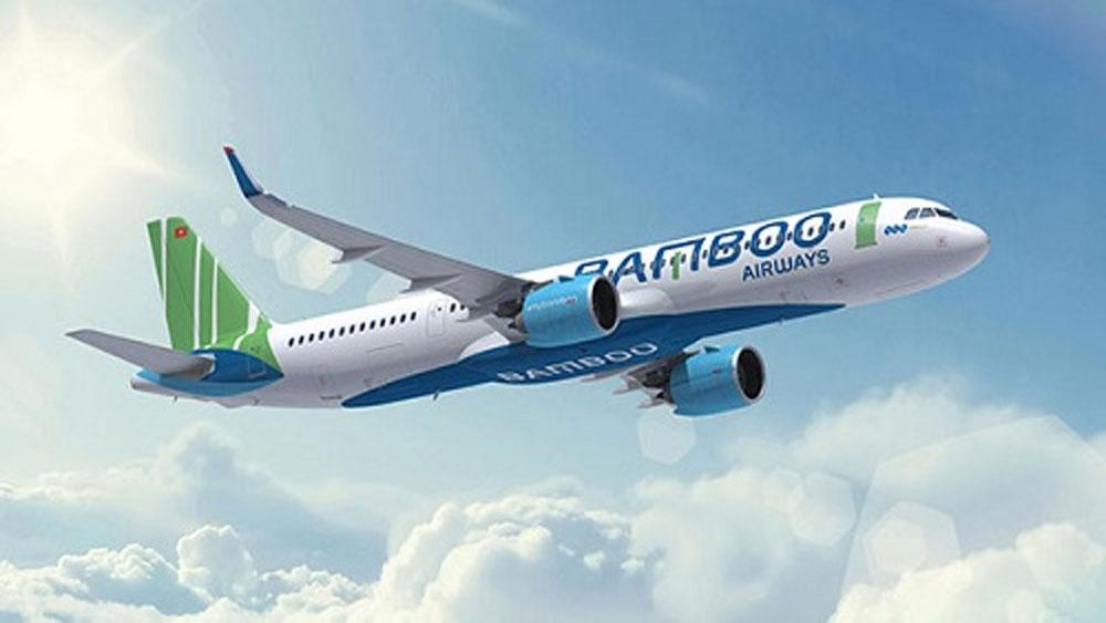 Cục Hàng không yêu cầu Bamboo Airways rút quảng cáo lễ ra mắt