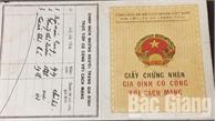 Cụ Trần Thị Bé được giải quyết chế độ người có công