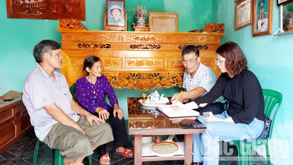 Giải quyết chế độ người có công ở xã Xuân Hương (Lạng Giang): Cán bộ tắc trách,  người dân mòn mỏi đợi chờ