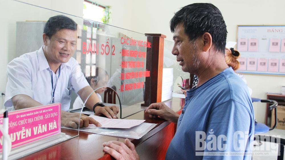 Việt Yên chấn chỉnh tác phong làm việc của cán bộ, công chức