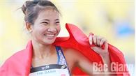 Nguyễn Thị Oanh dự ASIAD 18: Trọng trách giành huy chương