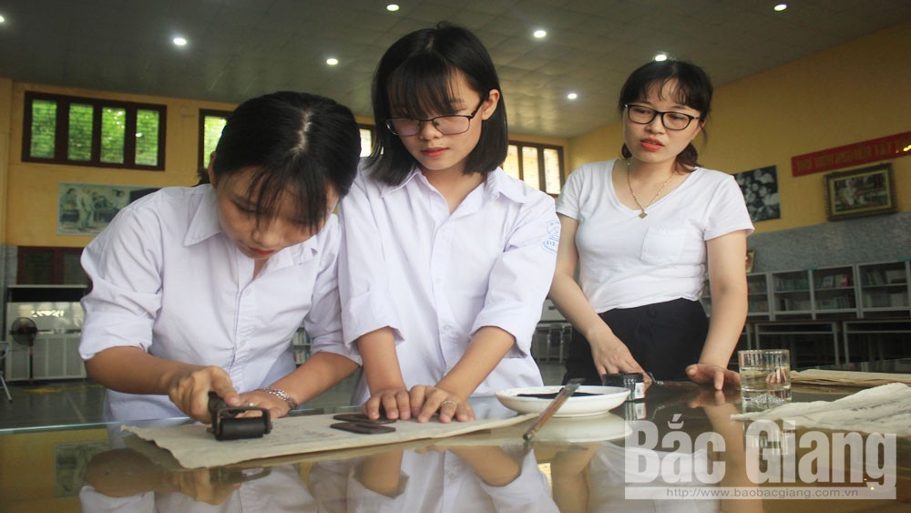 Tourism with hands-on woodblock printing – an unique idea