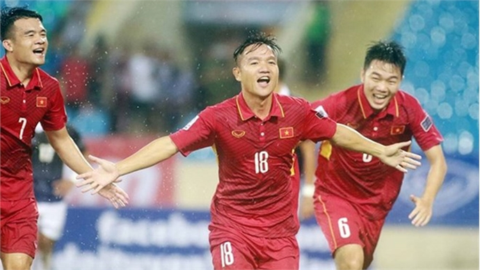 Vietnam up nearly 900 points in FIFA rankings