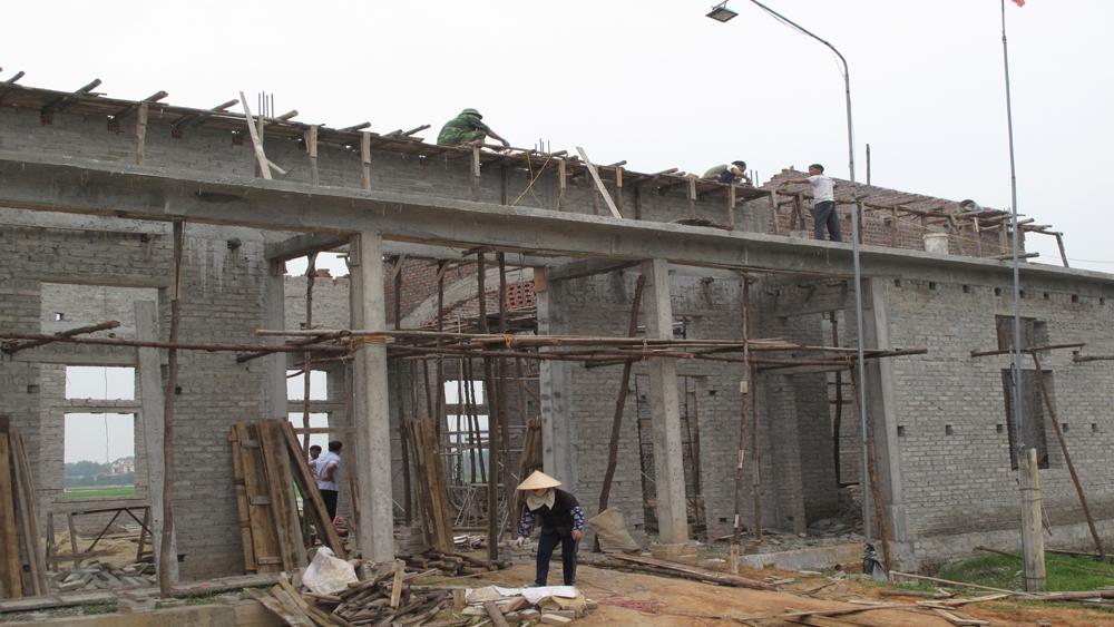 Gần 300 tỷ đồng đầu tư xây dựng nông thôn mới