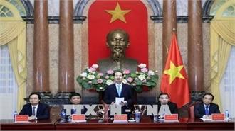 Đưa Việt Nam trở thành một nước phát triển, thịnh vượng, có trình độ công nghệ cao