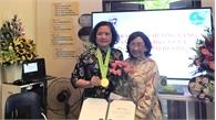 Tác giả nấm dược liệu nhận huy chương vàng phụ nữ sáng tạo