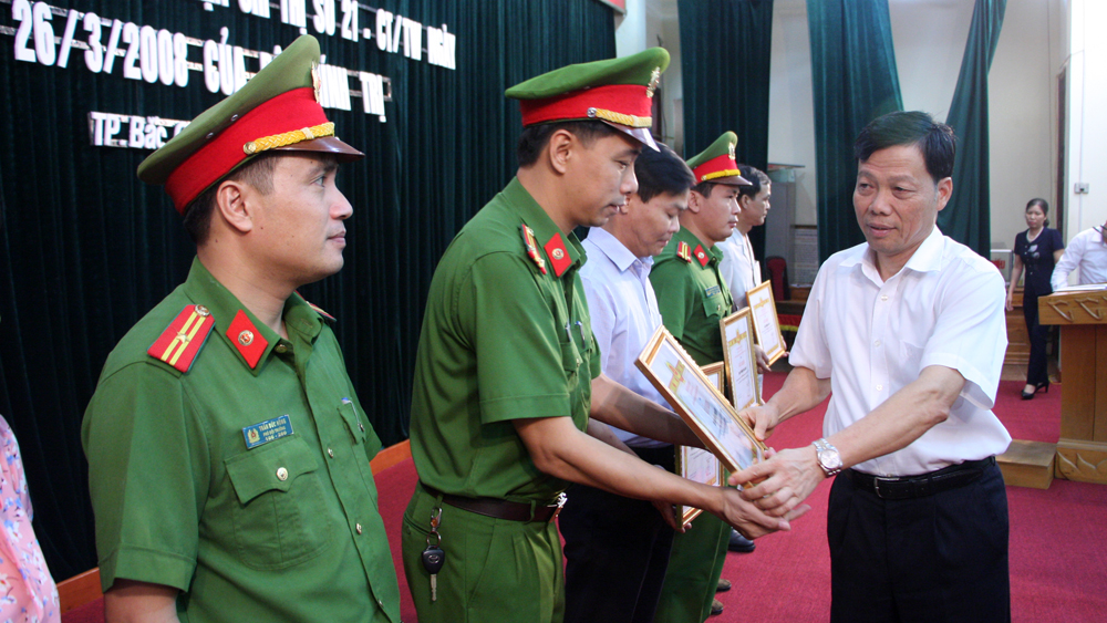 TP Bắc Giang: Nhân rộng mô hình hỗ trợ người nghiện hòa nhập cộng đồng