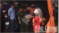 TP Bắc Giang: Chồng động kinh chém vợ sắp sinh trọng thương