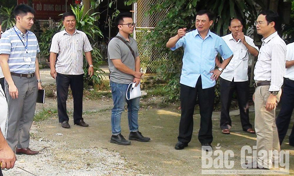 Yên Thế lập phương án mở rộng đường tỉnh 292 theo hình thức BT