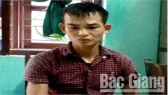Công an huyện Yên Thế bắt đối tượng tàng trữ trái phép chất ma túy