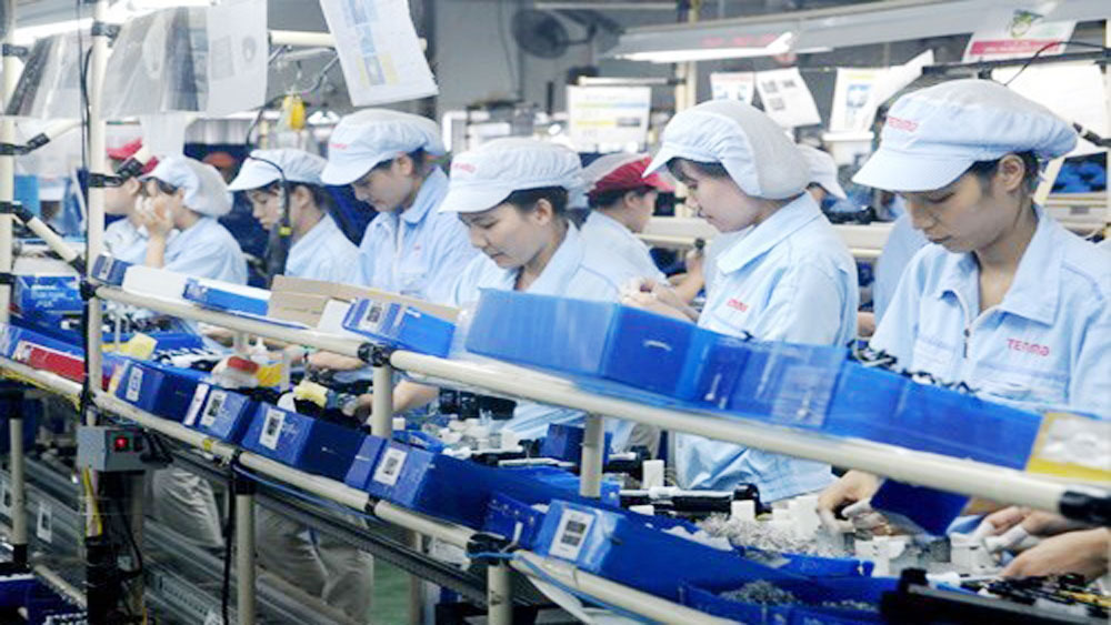 Bac Ninh attracts 332.5 million USD in FDI in 7 months