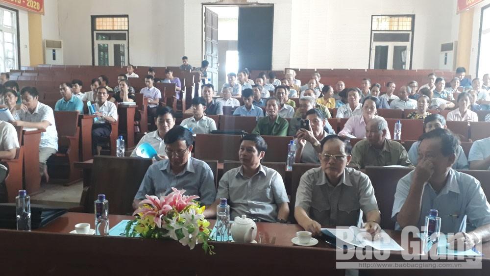 Hội Đông y Lục Nam tiếp tục nâng cao chất lượng, hiệu quả hoạt động