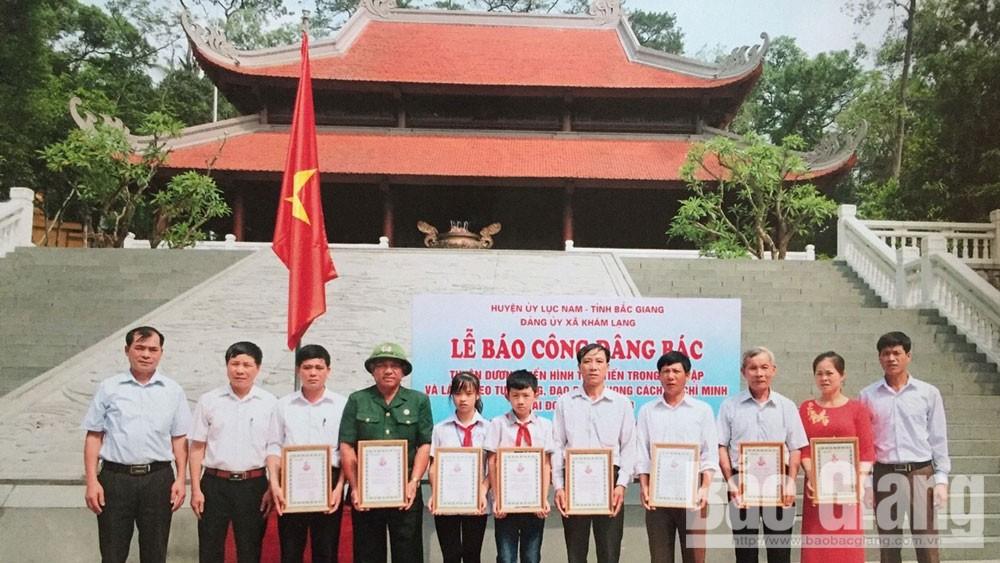 Nửa nhiệm kỳ thực hiện nghị quyết đại hội Đảng bộ xã Khám Lạng: Cán đích nhiều chỉ tiêu