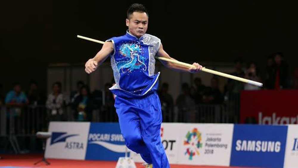 ASIAD: Vietnam wins silver medals in wushu, weightlifting