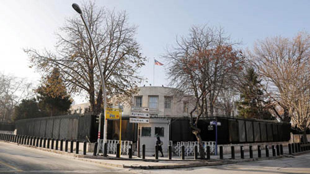 Các đối tượng tấn công Đại sứ quán Mỹ đều trong tình trạng say rượu