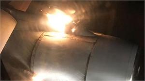 Máy bay chở 200 hành khách quay đầu khẩn vì cháy động cơ