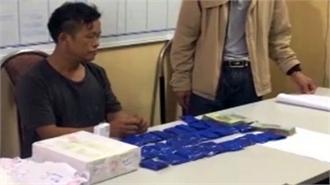 Công an tiếp tục bắt những kẻ buôn ma túy ở Lóng Luông