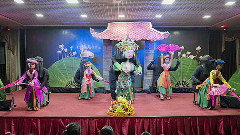 Vietnam, first prize, World Puppet Carnival, puppet art troupe, Vietnam Puppet Theatre, Russia, Best Puppet Design prize, puppet show