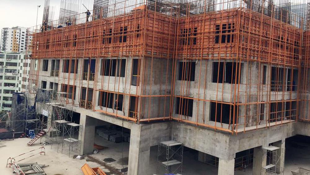 Bắt quả tang đối tượng trộm cắp tài sản tại công trường xây dựng
