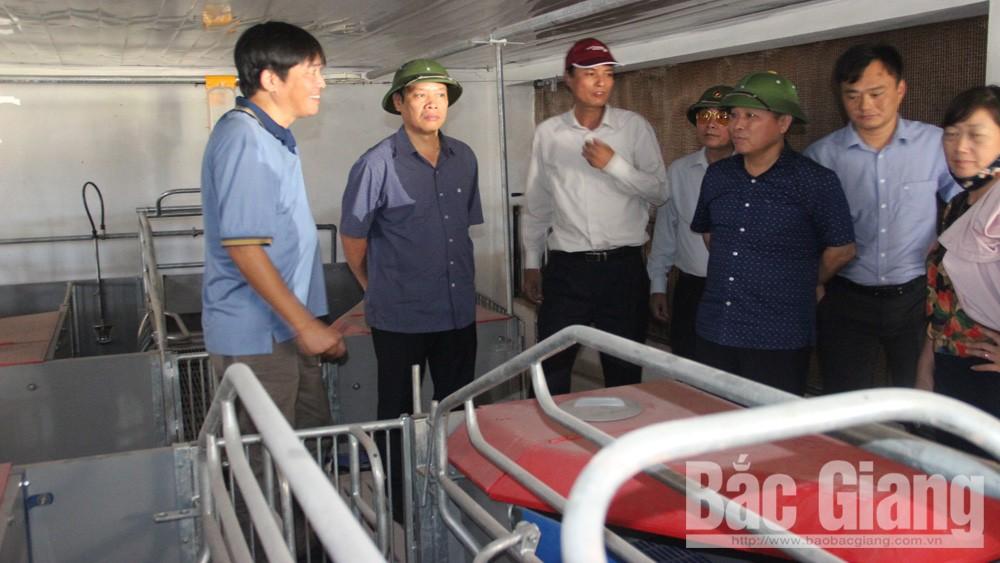 Khẩn trương hoàn thiện các công trình bảo vệ môi trường tại xã Long Sơn