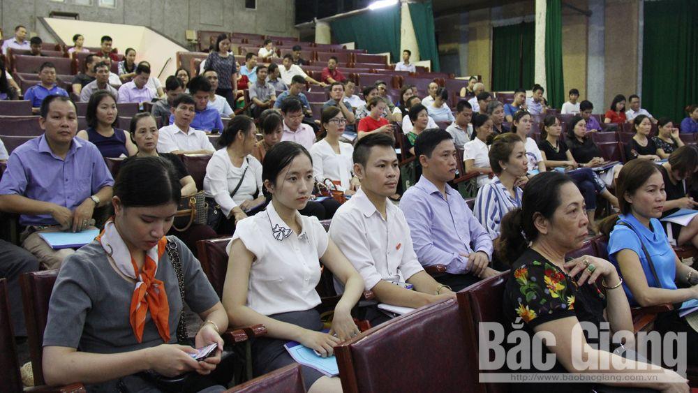 Luật Du lịch, Sở Văn hóa, Thể thao và Du lịch tỉnh Bắc Giang, Nguyễn Thị Thanh Hương