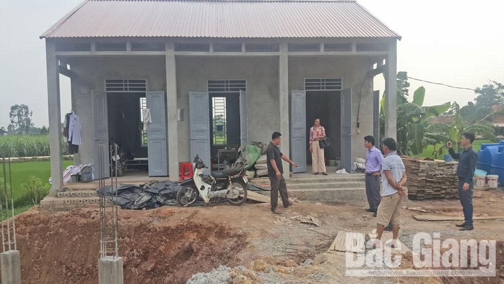 Sở Ngoại vụ, xã miền núi Hương Sơn, năm học mới, Lạng Giang, Bắc Giang