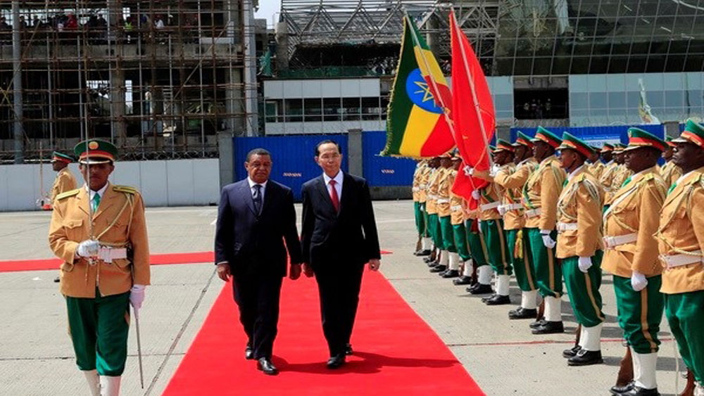 Ethiopia pledges attractive preferential policies for Vietnamese investors