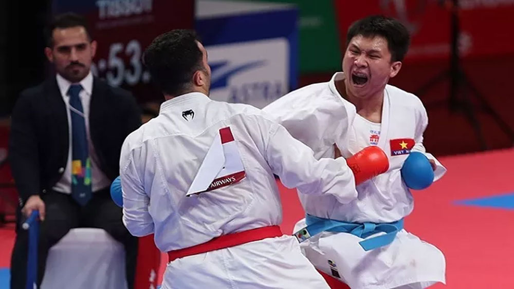 Asiad 2018: Karate artist misses out on second gold medal for Vietnam