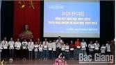 Lục Nam triển khai nhiệm vụ năm học mới
