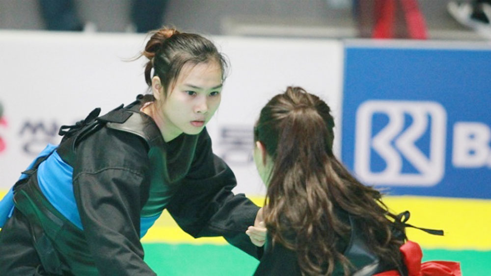 Asiad 2018: Vietnam wins three additional bronze medals in pencak silat