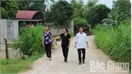 Chi bộ thôn Đồng Lời: Đảng viên nêu gương trong công việc
