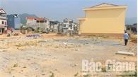 Đấu giá cho thuê QSD đất tại huyện Sơn Động: UBND huyện chưa có động thái khắc phục bất cập