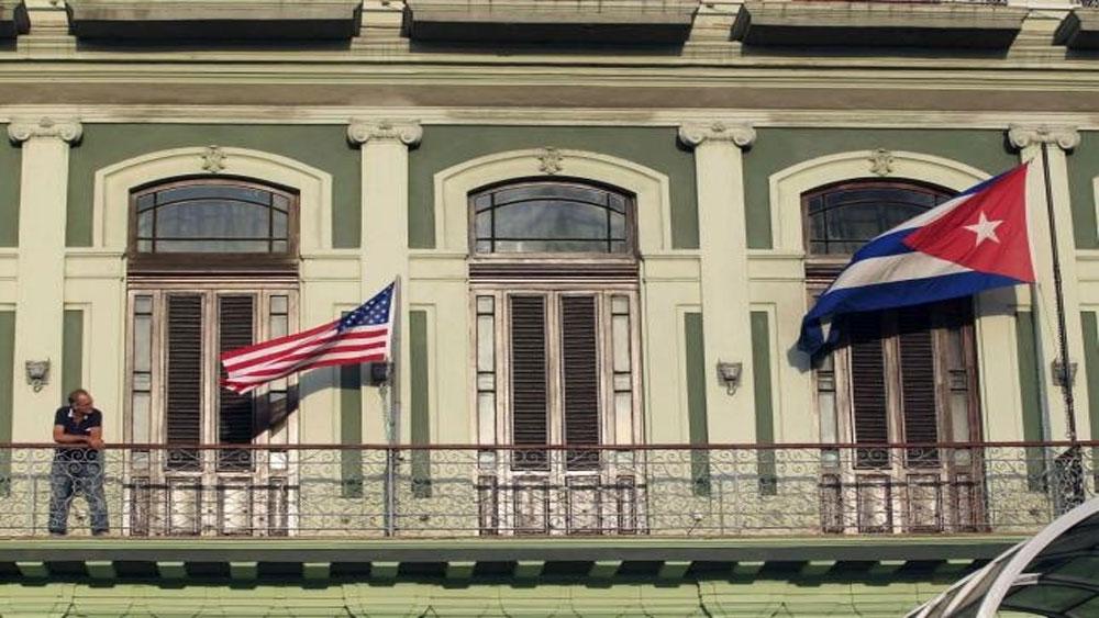 Đại sứ quán Mỹ tại Cuba nối lại các dịch vụ lãnh sự