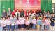 Gift presented to needy students