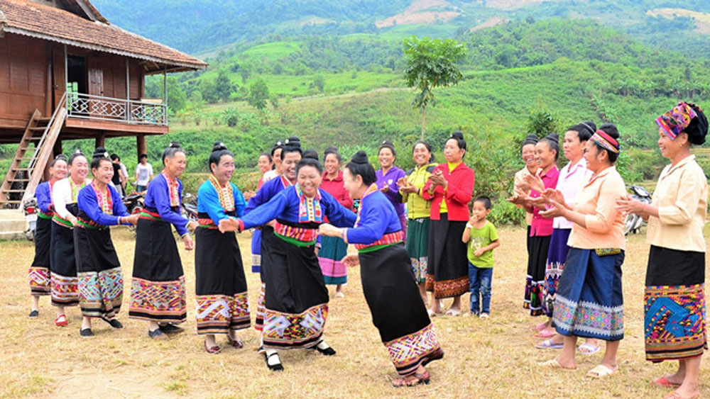 Cultural activities to celebrate National Day in Dien Bien