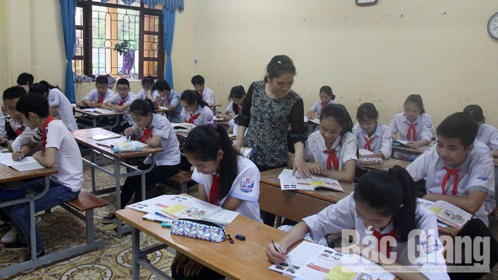 Đổi mới thi tuyển vào lớp 10 THPT công lập, Bắc Giang sẽ lựa chọn phương án tối ưu