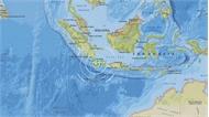 Động đất mạnh 6,4 độ Richter ở ngoài khơi phía Đông Indonesia