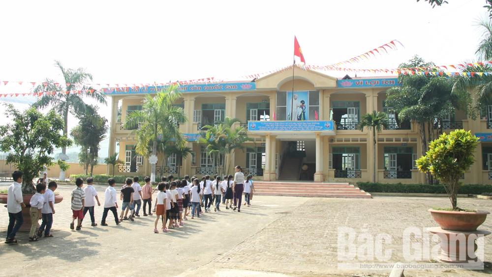 Lục Nam sẵn sàng đón năm học mới