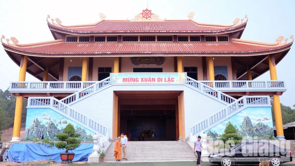 Bắc Giang, Thiền viện Trúc lâm Phượng Hoàng, Nham Sơn, Yên Dũng, phát triển du lịch, đất Phượng Hoàng