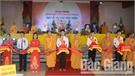 Lễ lạc thành Chính điện Thiền viện Trúc lâm Phượng Hoàng, huyện Yên Dũng