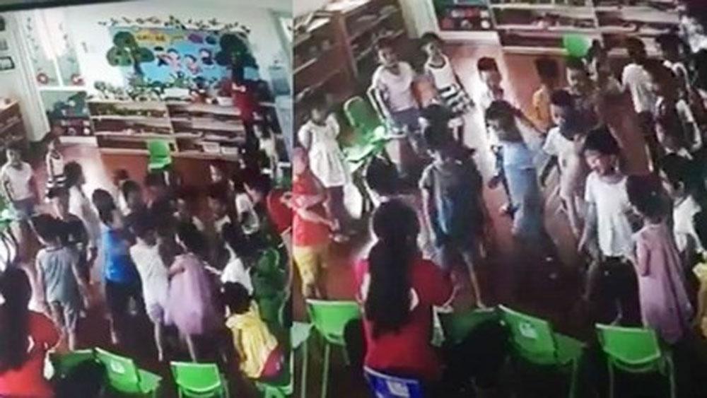 Ninh Bình: Chấm dứt hợp đồng lao động với 3 giáo viên Trường Mầm non tư thục Cầu Vồng